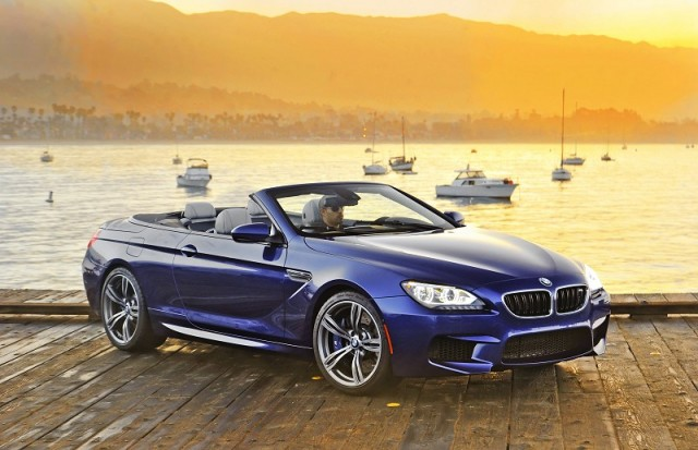 Car Reviews | BMW M6 Convertible | CompleteCar.ie