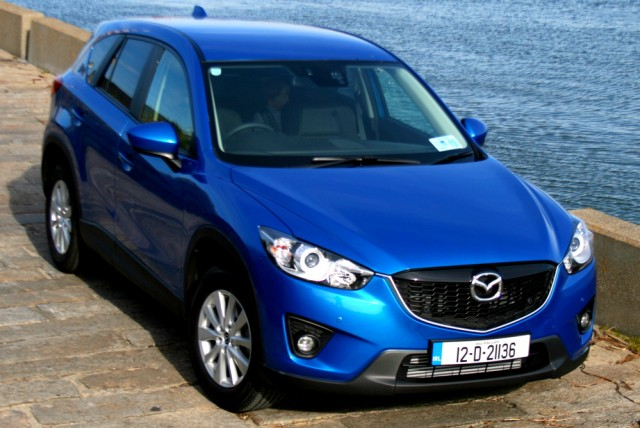 Car Reviews | Mazda CX-5 | CompleteCar.ie