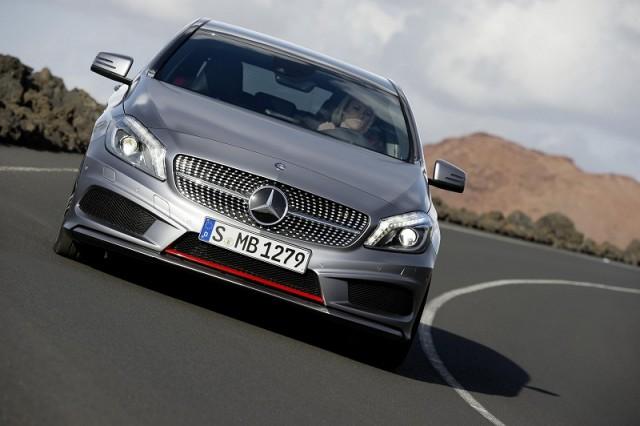 Car Reviews | Mercedes-Benz A-Class | CompleteCar.ie