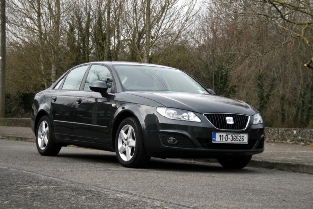 Car Reviews | SEAT Exeo | CompleteCar.ie