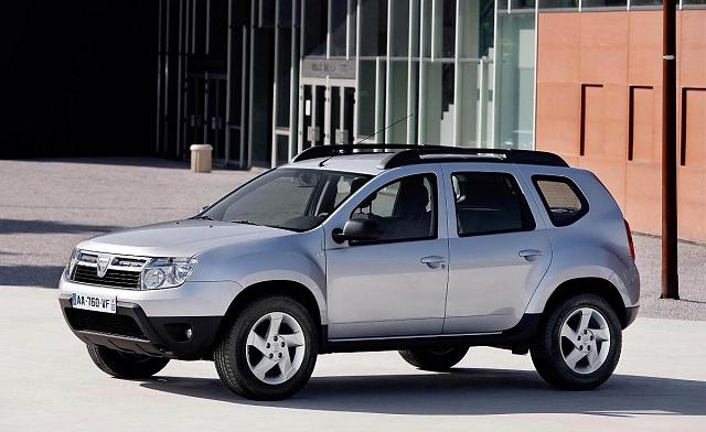 Car Reviews | Dacia Duster 4x4 | CompleteCar.ie