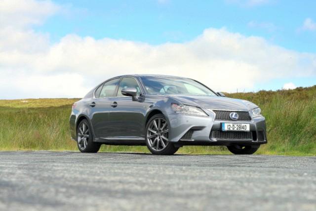 Car Reviews   Lexus GS 450h F Sport   CompleteCar.ie