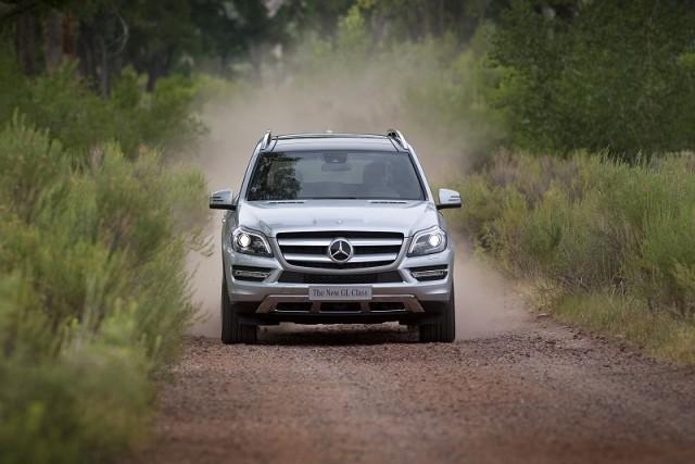 Car Reviews | Mercedes-Benz GL-Class | CompleteCar.ie