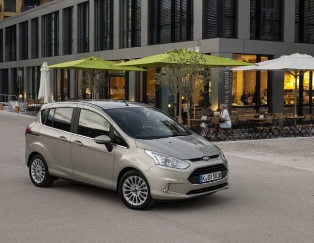 Car Reviews | Ford B-Max | CompleteCar.ie