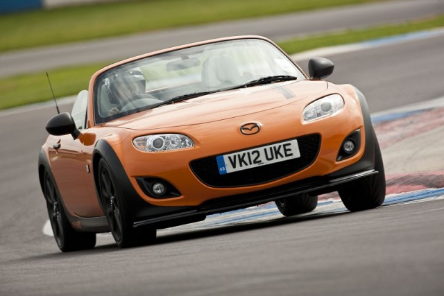 Car Reviews | Mazda MX-5 GT concept | CompleteCar.ie