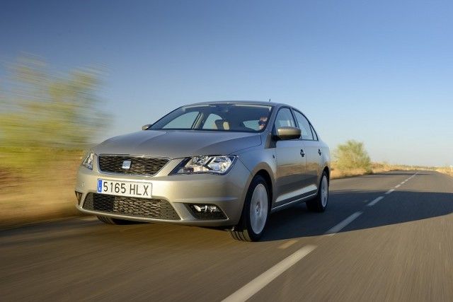 Car Reviews | SEAT Toledo | CompleteCar.ie