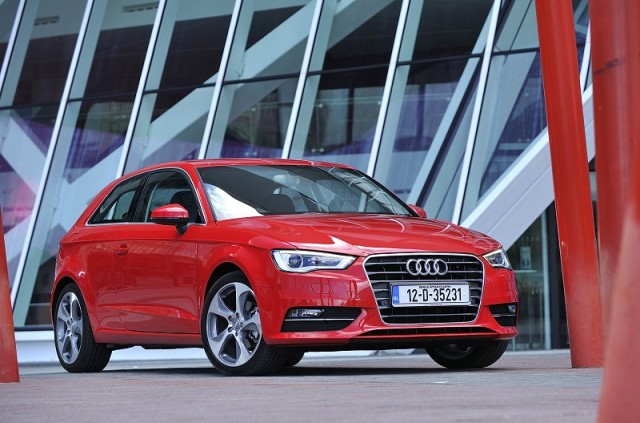 Car Reviews | Audi A3 three-door | CompleteCar.ie
