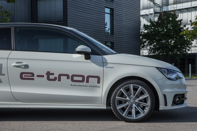 Car Reviews | Audi A1 e-tron prototype | CompleteCar.ie