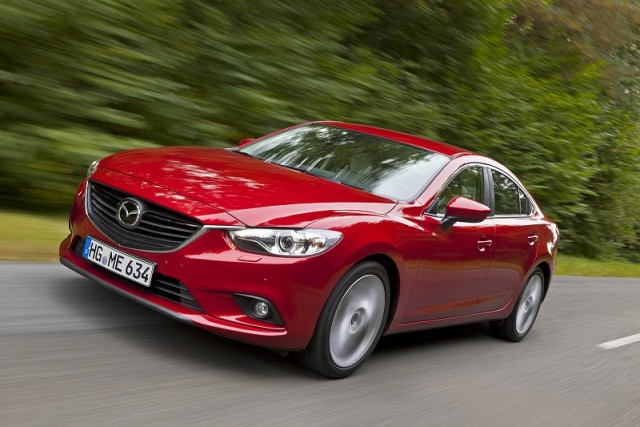 Car Reviews | Mazda 6 | CompleteCar.ie