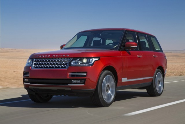 Car Reviews | Range Rover Autobiography | CompleteCar.ie