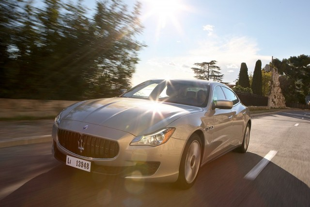 Car Reviews | Maserati Quattroporte | CompleteCar.ie