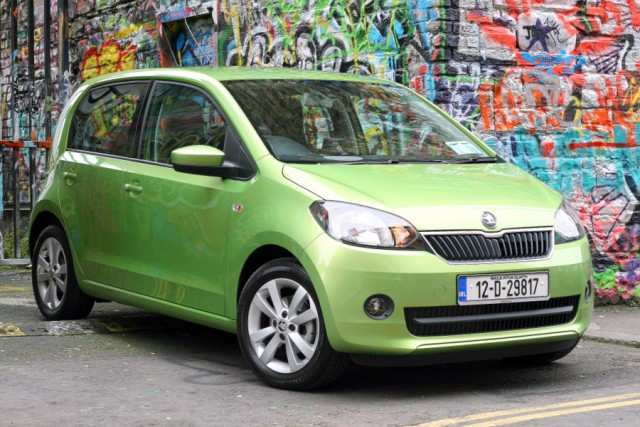 Car Reviews | Skoda Citigo | CompleteCar.ie