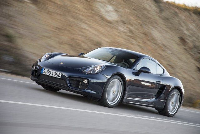 Car Reviews | Porsche Cayman | CompleteCar.ie