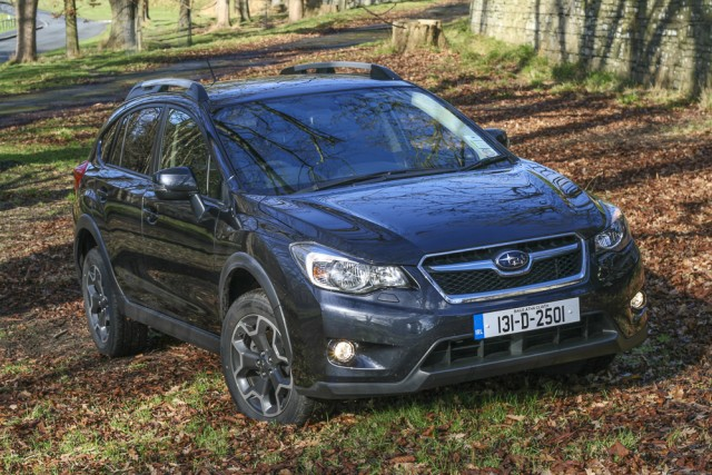 Car Reviews | Subaru XV | CompleteCar.ie