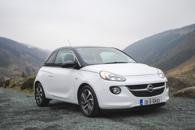 Car Reviews | Opel Adam | CompleteCar.ie