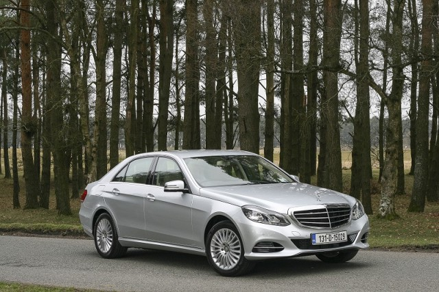 Car Reviews | Mercedes-Benz E-Class | CompleteCar.ie