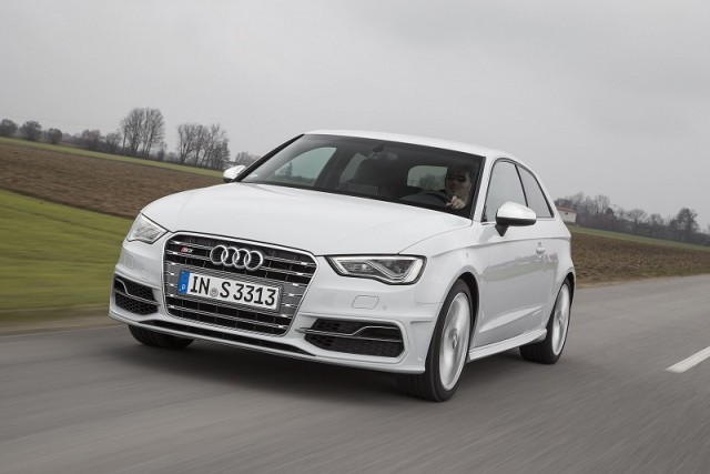 Car Reviews | Audi S3 three-door | CompleteCar.ie
