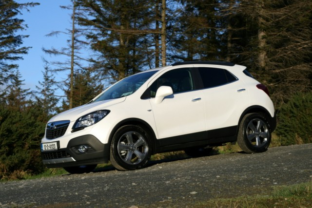 Car Reviews | Opel Mokka | CompleteCar.ie
