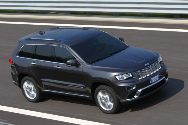 Car Reviews | Jeep Grand Cherokee | CompleteCar.ie