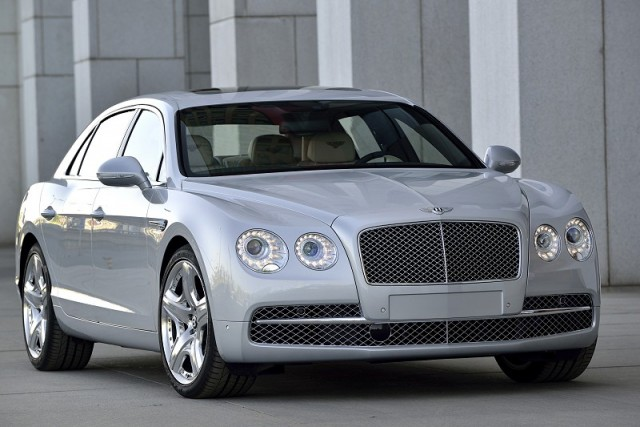 Car Reviews | Bentley Flying Spur | CompleteCar.ie