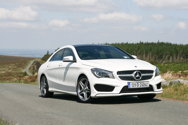 Mercedes Benz CLA Mercedes Benz CLA ...