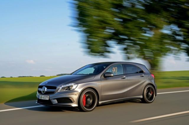 Car Reviews | Mercedes-Benz A 45 AMG | CompleteCar.ie