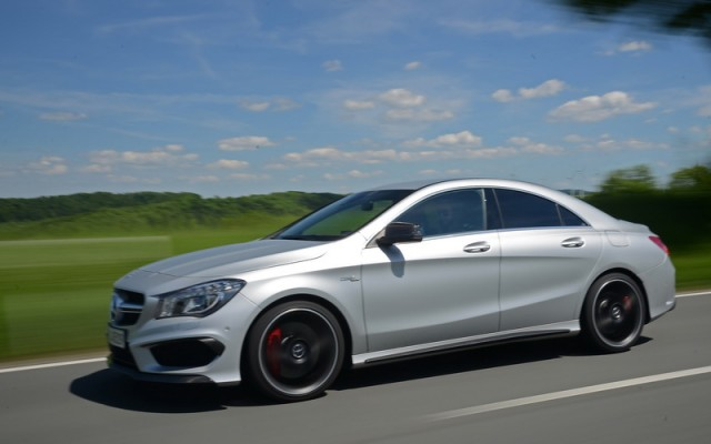 Car Reviews | Mercedes-Benz CLA 45 AMG | CompleteCar.ie