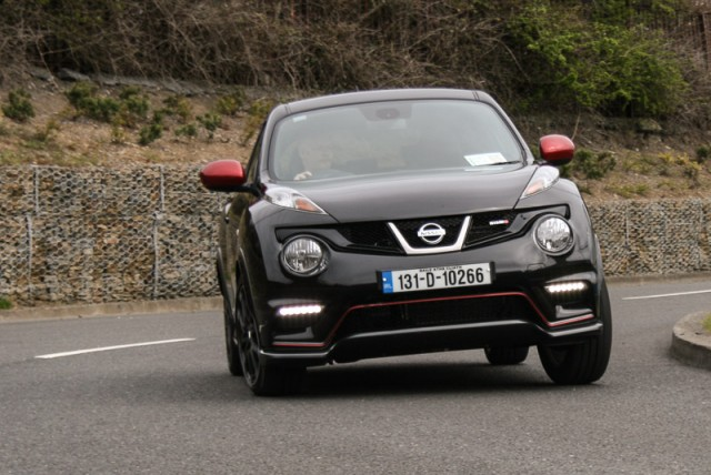 Car Reviews | Nissan Juke Nismo | CompleteCar.ie