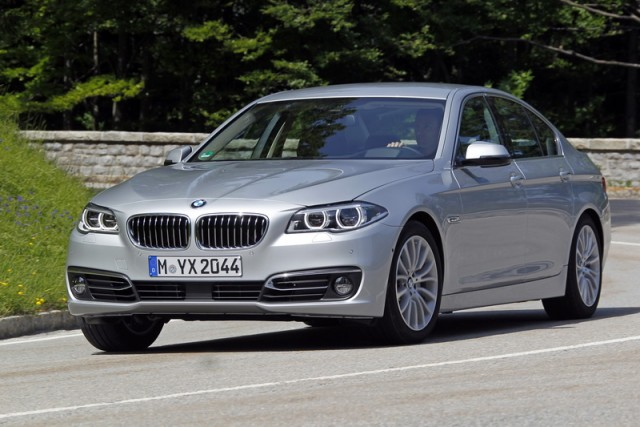 Car Reviews | BMW 5 Series | CompleteCar.ie