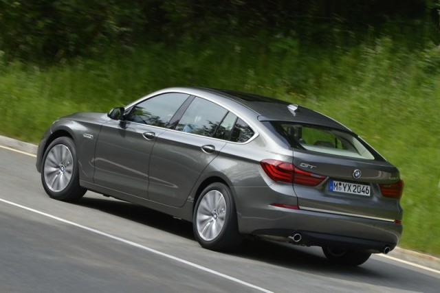 Car Reviews | BMW 5 Series Gran Turismo | CompleteCar.ie