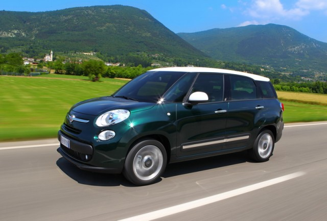 Car Reviews | Fiat 500L MPW | CompleteCar.ie