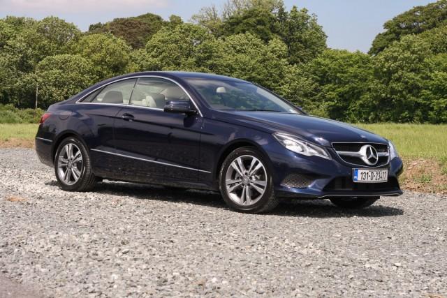 Car Reviews   Mercedes-Benz E-Class Coupe   CompleteCar.ie
