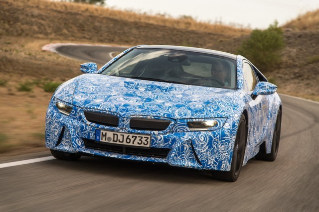 Car Reviews | BMW i8 (pre-production) | CompleteCar.ie