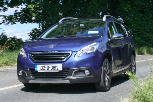 Car Reviews | Peugeot 2008 | CompleteCar.ie