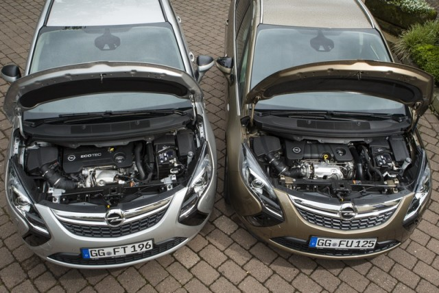 Opel Zafira Tourer 1.6 CDTi | Reviews | Complete Car