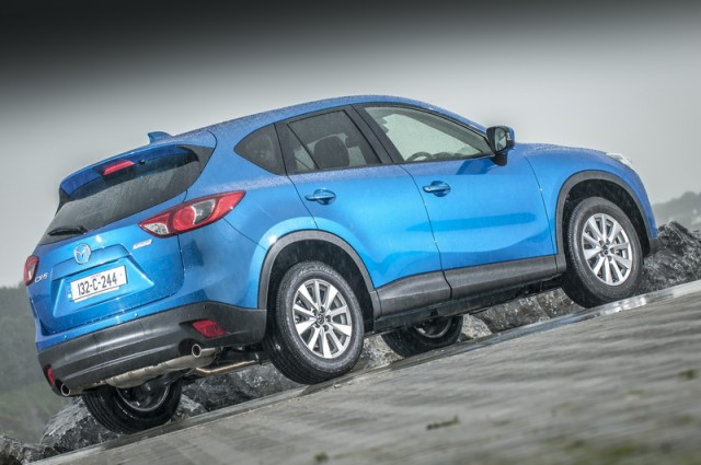 Car Reviews | Mazda CX-5 auto | CompleteCar.ie