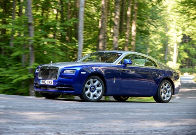 Car Reviews | Rolls-Royce Wraith | CompleteCar.ie