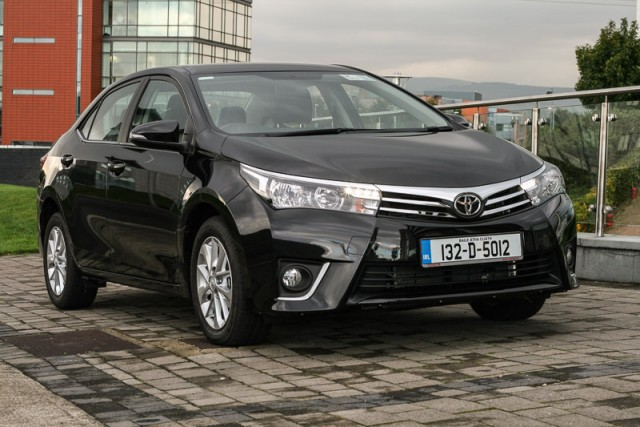 Car Reviews | Toyota Corolla | CompleteCar.ie