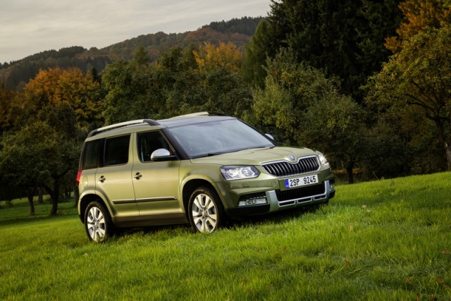 Skoda Yeti Outdoor Reviews Complete Car