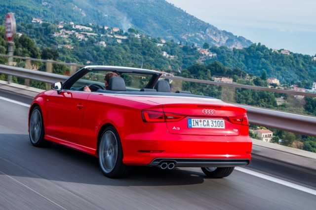 Car Reviews | Audi A3 Cabriolet | CompleteCar.ie