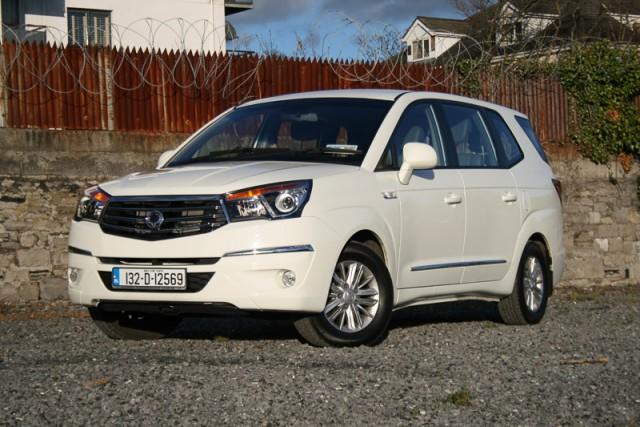 Car Reviews   SsangYong Rodius   CompleteCar.ie