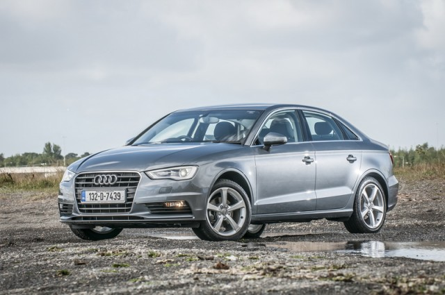 Car Reviews | Audi A3 Saloon | CompleteCar.ie