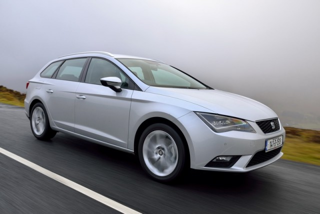 Car Reviews | SEAT Leon ST | CompleteCar.ie