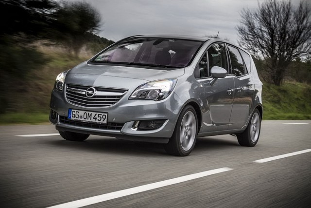 Car Reviews | Opel Meriva 1.6 CDTi | CompleteCar.ie