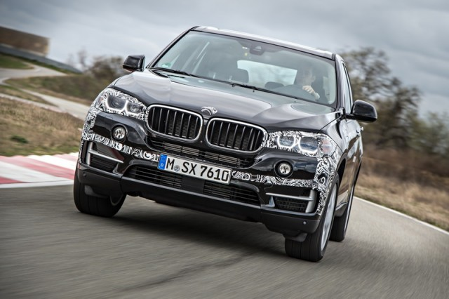 Car Reviews | BMW X5 eDrive (plug-in hybrid prototype) | CompleteCar.ie
