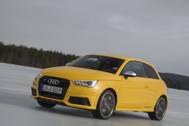 Car Reviews | Audi S1 | CompleteCar.ie