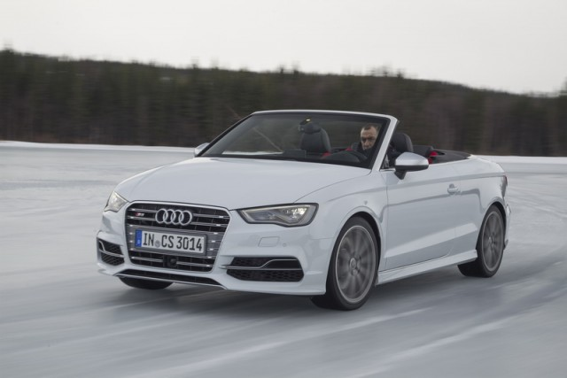 Car Reviews | Audi S3 Cabriolet | CompleteCar.ie