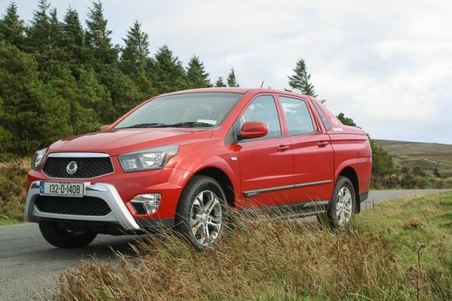 Car Reviews | SsangYong Korando Sports | CompleteCar.ie