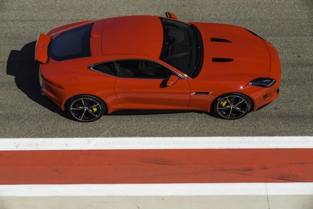 Car Reviews   Jaguar F-Type R Coupe   CompleteCar.ie