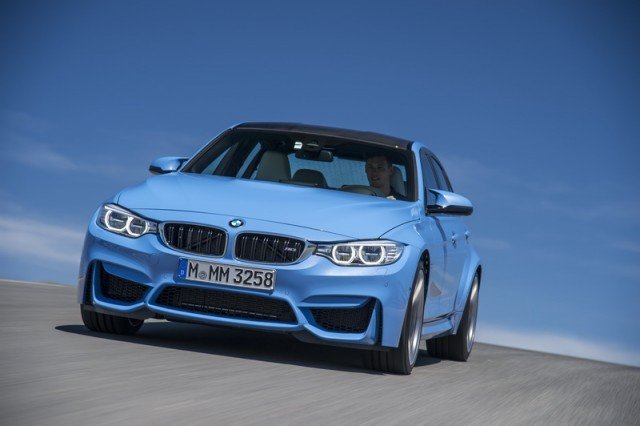 Car Reviews | BMW M3 Saloon | CompleteCar.ie